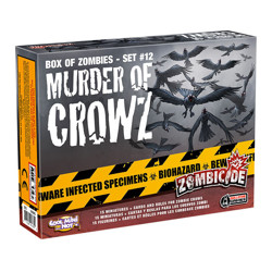 Zombicide - Box of zombies: Murder of Crows