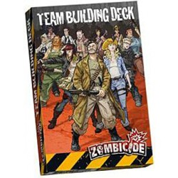 Zombicide Season 3: Team Building Deck
