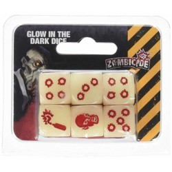 Zombicide Season 3: Glow in the DarkDice