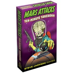 Mars Attacks: Ten Minute Takedown