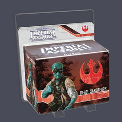 Star Wars: Imperial Assault - Rebel Saboteurs Al...