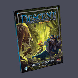Descent 2nd edition: Heirs of Blood Campaign Book
