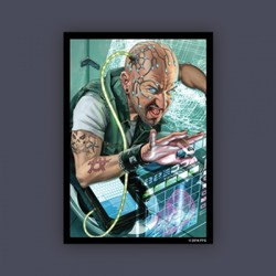 FFG obaly na karty - Android Netrunner - Inside Job Art Sleeves Limited Ed. (5...