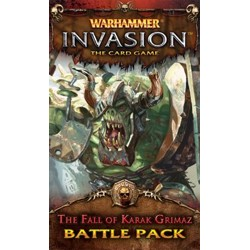 Warhammer Invasion LCG: The Fall of Karak Grimaz