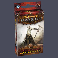 Warhammer Invasion LCG: The Fourth Waystone