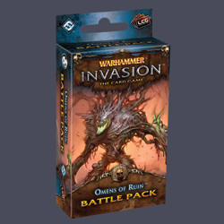 Warhammer Invasion LCG: Omens of Ruin