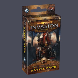 Warhammer Invasion LCG: The Inevitable City