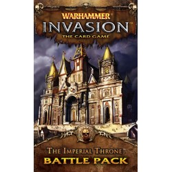 Warhammer Invasion LCG: The Imperial Throne