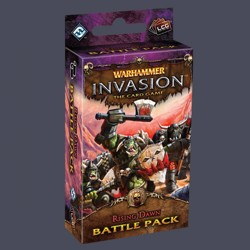 Warhammer Invasion LCG: Rising Dawn