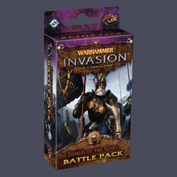 Warhammer Invasion LCG: Shield of the Gods