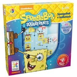 SpongeBob - SMART games