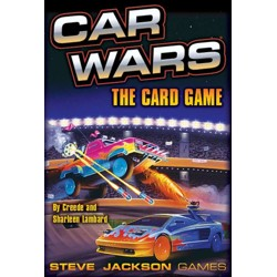 Car Wars: The card game