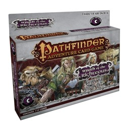 Pathfinder Adventure Card Game - Wrath of the Ri...
