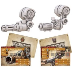 Heavy Steam - Armament Pack