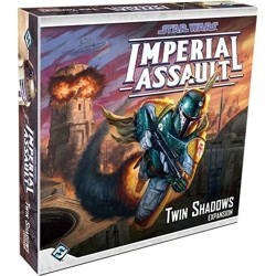 Star Wars: Imperial Assault - Twin Shadows Expan...