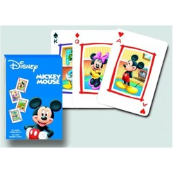 Mickey Mouse - Rummy karty