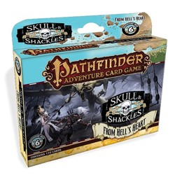 Pathfinder Adventure Card Game - Skull & Shackle...