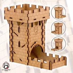 Dice Towers: Dice Tower