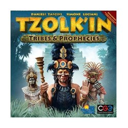 Tzolk'in - Tribes and Prophecies