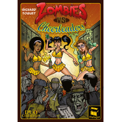 Zombies vs. Cheerleaders