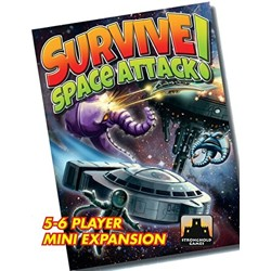 Survive: Space Attack! - 5-6 Player Mini-Expansi...