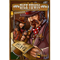 Dice Town - Wild West Expansion