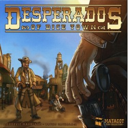 Dice Town - Desperados of Dice Town