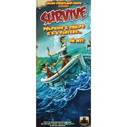 Survive: Escape From Atlantis - Dolphins & Squid...
