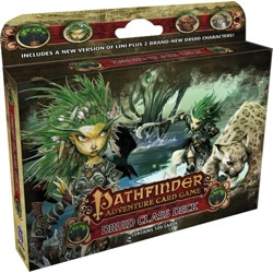 Pathfinder Adventure Card Game - Druid Class Deck