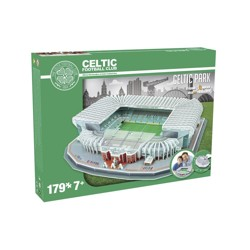 Nanostad: 3D puzzle fotbalový stadion SCOTTISH - Celtic Stadium (Glasgow)