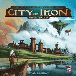 City of Iron - 2nd edition