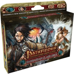 Pathfinder Adventure Card Game - Barbarian Class...
