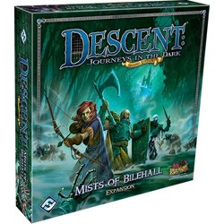 Descent 2nd edition: Mists of Bilehall Campaign ...