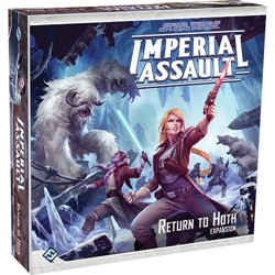 Star Wars: Imperial Assault - Return to Hoth Cam...