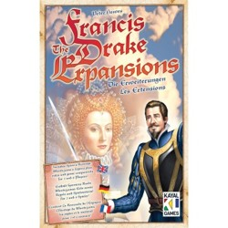 Francis Drake: Expansion