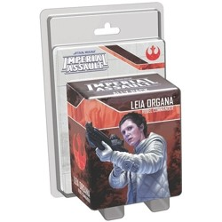 Star Wars: Imperial Assault - Leia Organa Ally P...