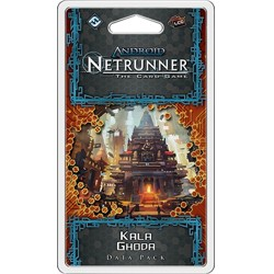 Android Netrunner LCG: Kala Ghoda Data Pack