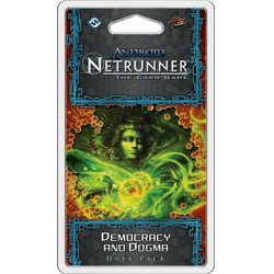 Android Netrunner LCG: Democracy and Dogma Data ...