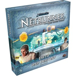 Android Netrunner LCG: Data and Destiny Expansion