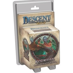 Descent 2nd edition: Kyndrithul Lieutenant Minia...