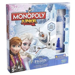 Monopoly junior - Frozen