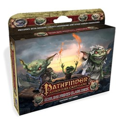 Pathfinder Adventure Card Game - Goblins Fight! ...