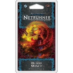 Android Netrunner LCG: Blood Money Data Pack