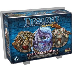 Descent 2nd edition: Shards of Everdark (Hero an...