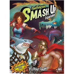 Smash Up! - It's Your Fault