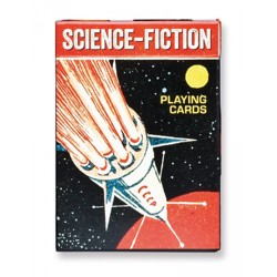 Poker karty Science-Fiction
