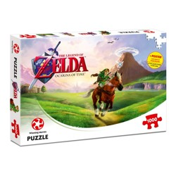 Puzzle: The Legend of Zelda - Ocarina of Time (1...