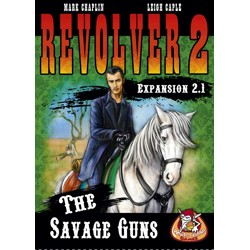 Revolver 2.1: The Savage Guns