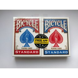 Bicycle - Rider Back Standard - Poker karty (2 p...
