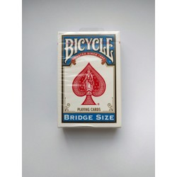 Bicycle - Rider Back Standard - Bridge karty mod...